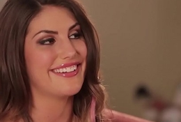 Twistys - (Jelena Jensen, August Ames) starring at Meet August Ames