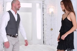 Teeny Lovers - Exquisite sex with teen beauty Kate Rich