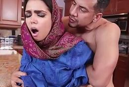 Sexy Arab teen Ada likes pussy creampied