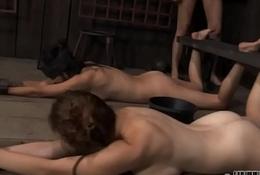 Hotty likes brutal pleasuring