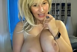 Super for detail fat tits blonde girl dwell tease