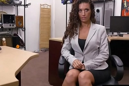 Real Spycam Sex: Victoria Banxxx Trades Carnal knowledge For a Laptop