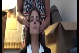 Assistant Hypnotizes Bigwig