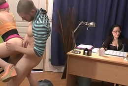 Unleashed french amateur fuckers # 15