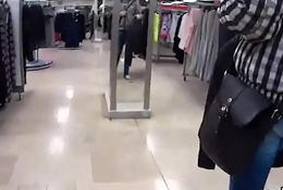 Charming czech teen gets seduced in the mall and reamed in pov