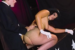 XXX Porn video - One Smart Goon Rebecca Brooke Jordi