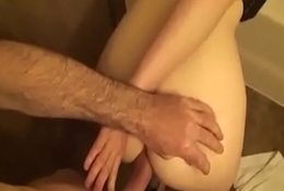 tiro first time anal