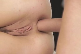 Big dick filled Tiffany Doll'_s butthole