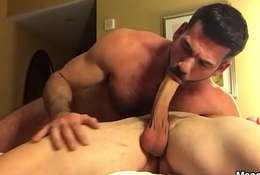 Billy must really like a twink to ride it reverse