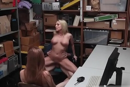 Teen first time with milf Theft - Infer and Mother were caught on