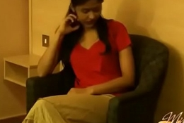 Desi Indian Teen Girls Hindi Dishonest Talk Home Made