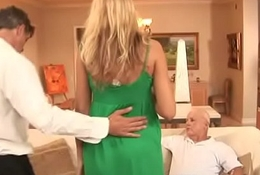 Tie the knot Does A 3some For Husband