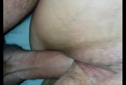 Fisting My wife