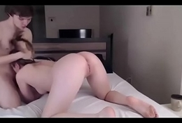 horny whore fucks a big shut out in private stolen video
