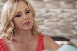 Brazzers - Mommy Got Boobs - (Julia Ann, Jessy Jones) - Trailer preview