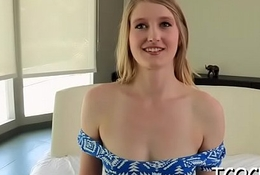 Skinny young porn