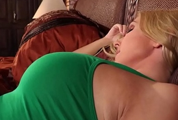 Christie Stevens hookups with family guy