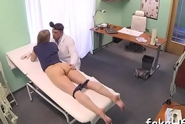 Doctor'_s wet slit is annihilated