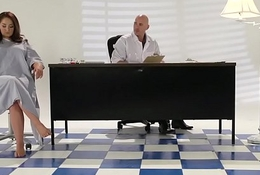 Brazzers - Teens Like Crimson Big - ( Samm Rosee, Johnny Sins) - Dicked by the Docto