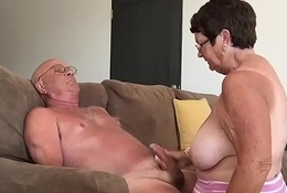 Real couple cumshots