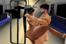 IMVU Dallilazz Married. A mais putinha