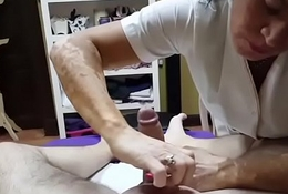 Female wax dick and balls with erection - tengo el contacto victorendettas@gmail.com