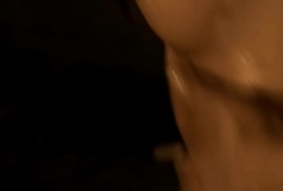 Ingenious Brunette Nude Seduction