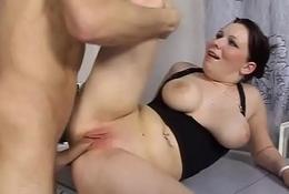 Slay rub elbows with big tits complex of many men Vol. 14