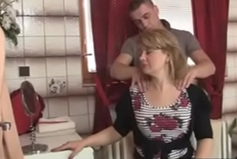 hot materfamilias anent law seduced by his stepson -xtube5.com