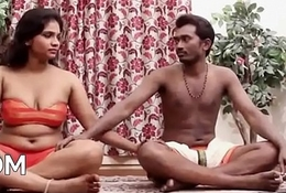 Indian Couple'_s Sensual Yoga Hot Sex Movie [HD] - PORNMELA.COM