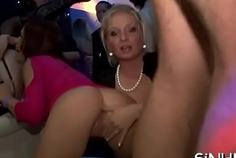 Wicked sharing of genitals